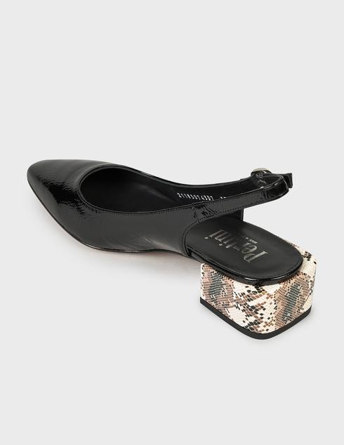 черные женские Босоножки Pertini 211W30743D7-V42 3734 грн