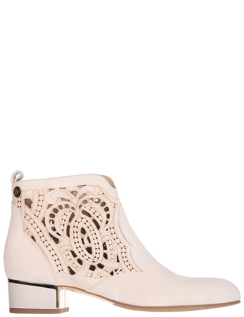 Женские ботинки Marino Fabiani 7282_pudra