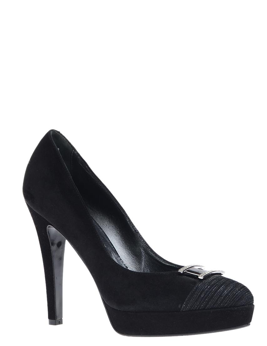 Купить Туфли, MARINO FABIANI, Черный, Осень-Зима