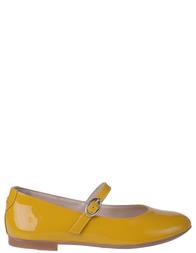 Детские туфли для девочек DOLCE & GABBANA D10096_yellow