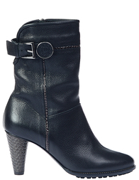 Женские ботинки POLLINI 24058_black
