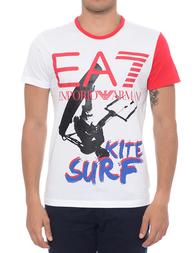 Мужская футболка EA7 EMPORIO ARMANI PJA2Z-3YPTA4-1100