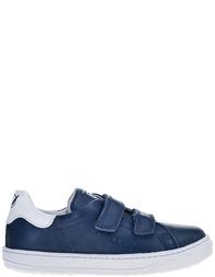 Детские кроссовки для мальчиков Naturino Lenny-navy-bianco_blue