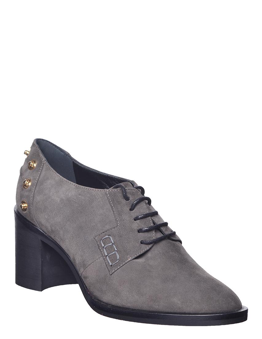 Купить Туфли, GIORGIO FABIANI, Серый, Осень-Зима