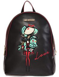 Женская сумка Love Moschino 4312_black