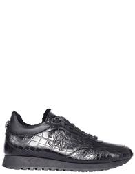 Мужские кроссовки Roberto Cavalli AGR-3053_black