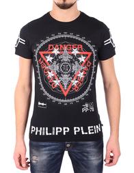 Мужская футболка PHILIPP PLEIN 340689_black