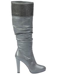 Женские сапоги LE SILLA 106010_gray