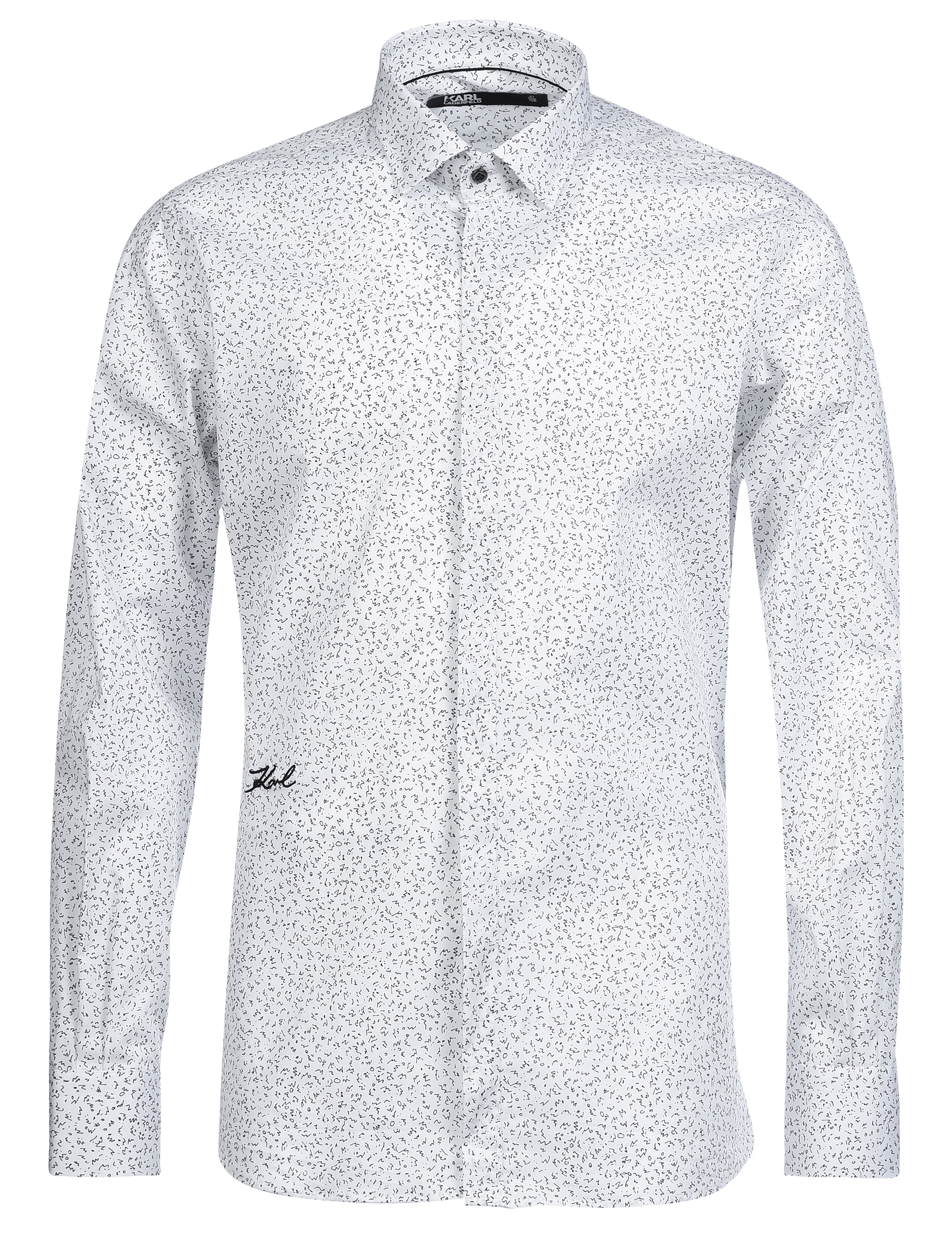 Рубашка KARL LAGERFELD 605114582616-10