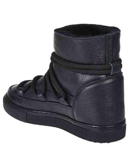 черные женские Полусапоги Inuikii AGR-70202-89_black 10583 грн