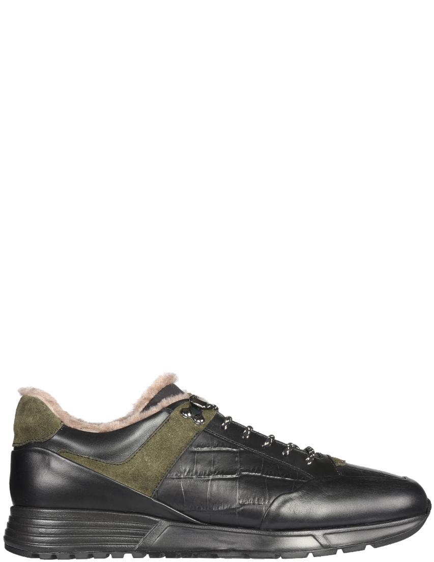 Мужские кроссовки Fabi 8750BM_black