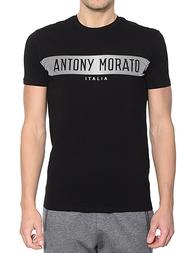 Мужская футболка ANTONY MORATO KS01089FA1200019000_black