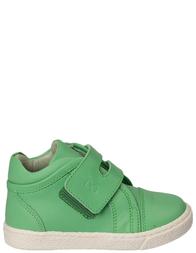 Детские кроссовки для мальчиков DOLCE & GABBANA DNQ018_green