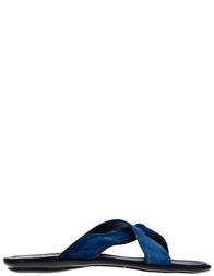 Мужские шлепанцы Doucal'S N1605_blue