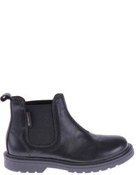 Детские ботинки для мальчиков NATURINO 4494_black
