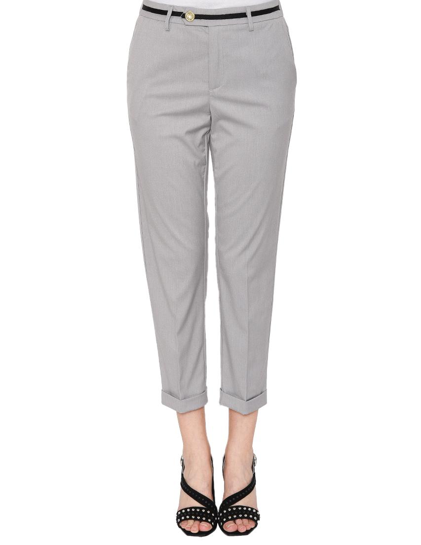 Женские брюки SILVIAN HEACH PGP18383PA-grey