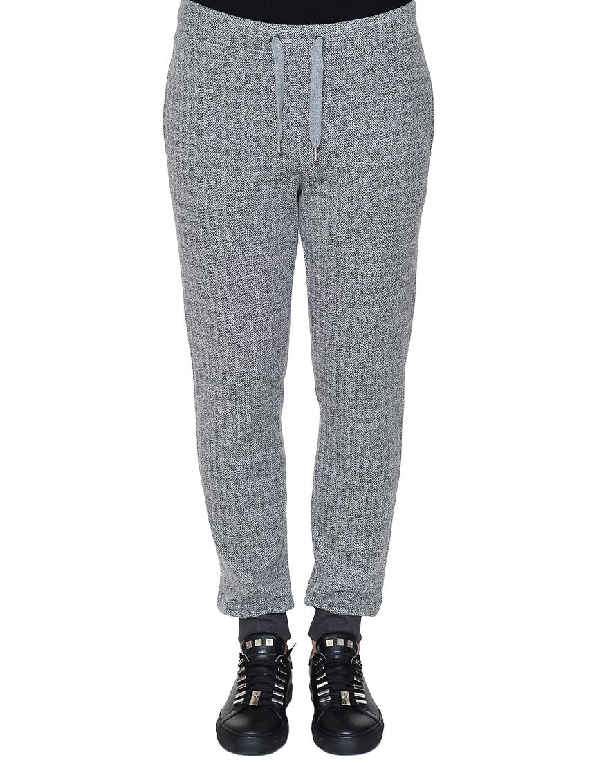 Купить Спортивные брюки, LUIS TRENKER, Серый, 62%Хлопок 36%Шерсть, Осень-Зима