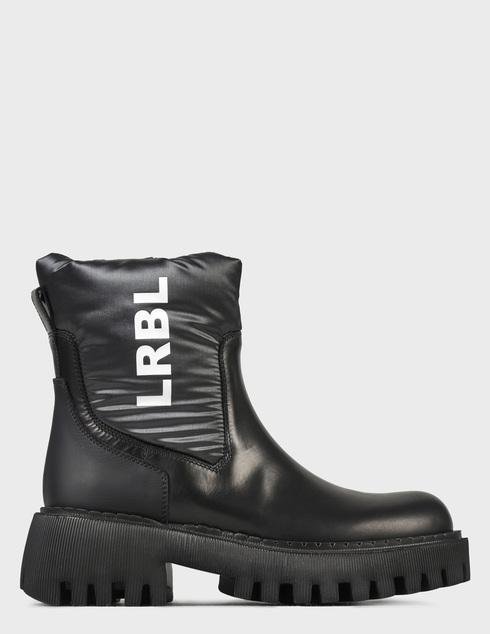 женские черные Ботинки Loriblu 2I4BL05400-NERO - фото-7