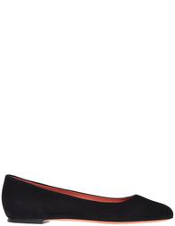 Женские балетки Santoni S56527-BLACK
