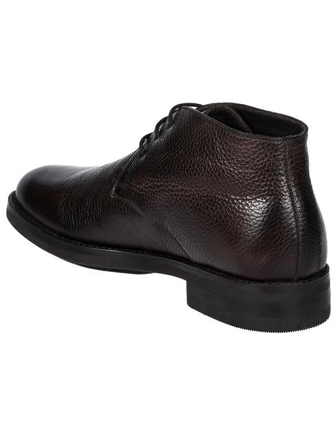 мужские коричневые Ботинки Brecos AGR-9138-CIOCCOLATO - фото-2