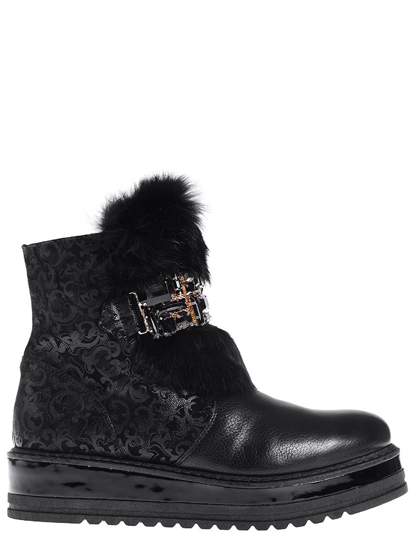 Женские ботинки Marzetti 7389_black