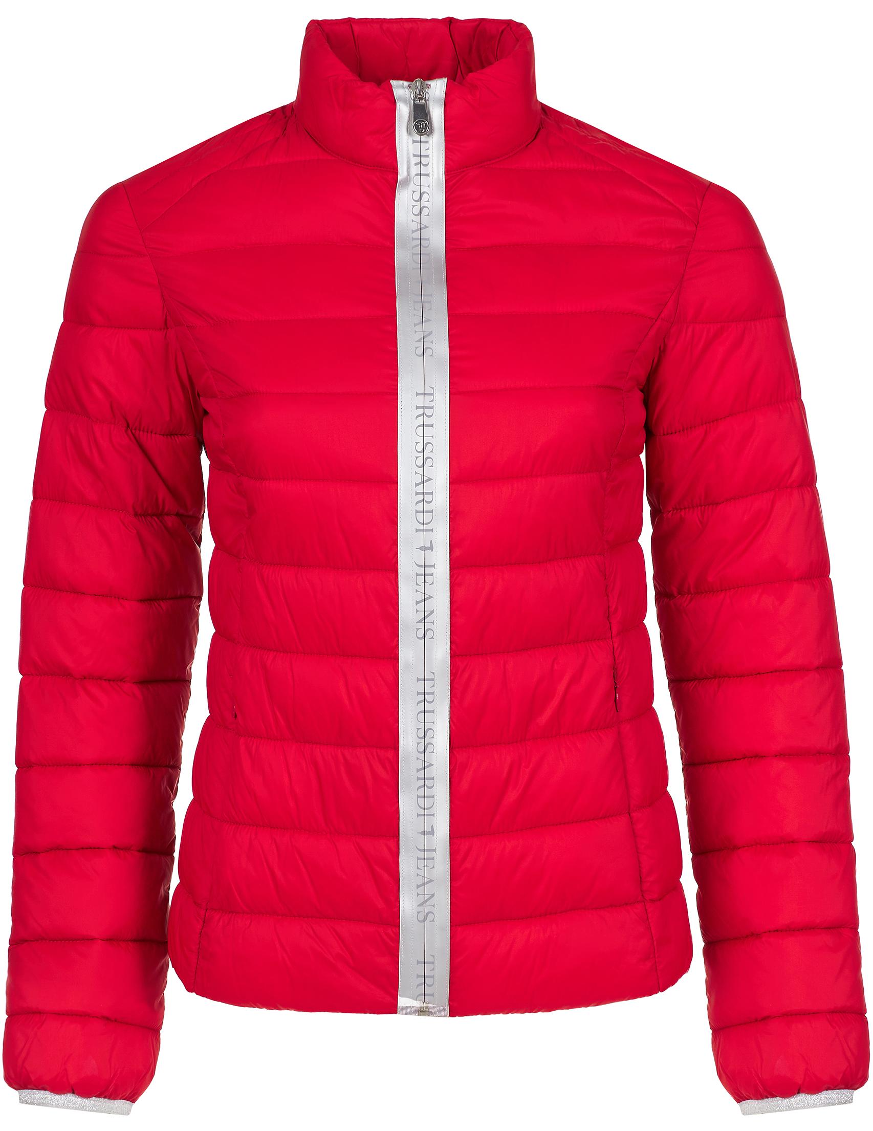 Купить Куртки, Куртка, TRUSSARDI JEANS, Красный, 100%Полиамид, Осень-Зима