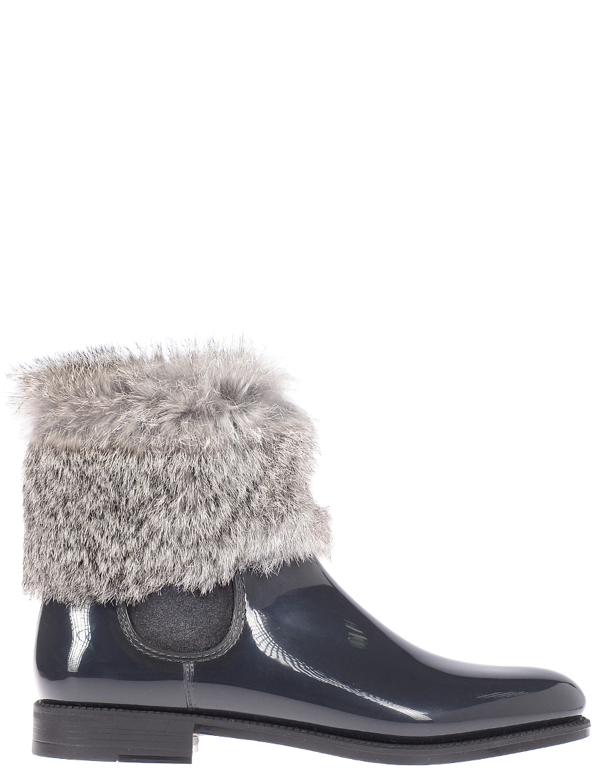 Женские ботинки Menghi 1346fm-nero-grigio_gray