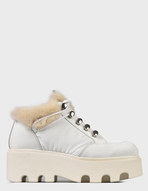 женские белые Ботинки Loriblu 2IMTM17900 - фото-7