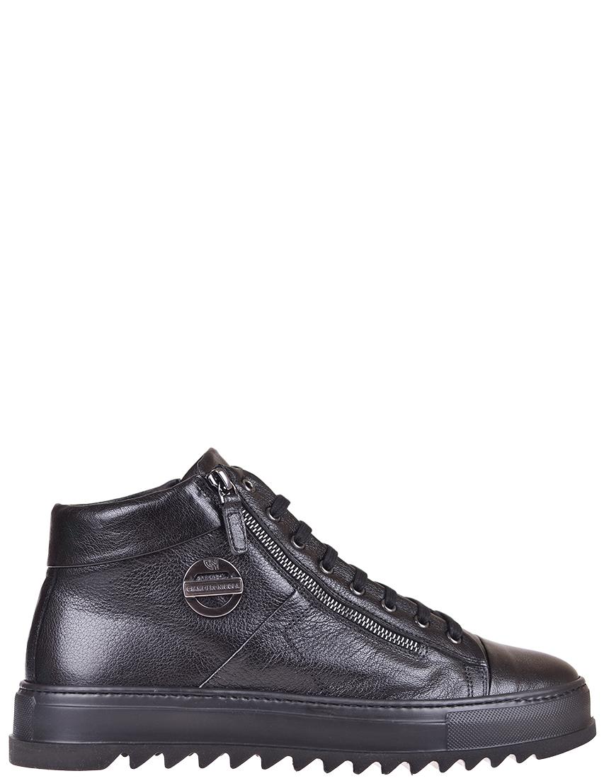Мужские кеды Giampiero Nicola AGR-16641_black