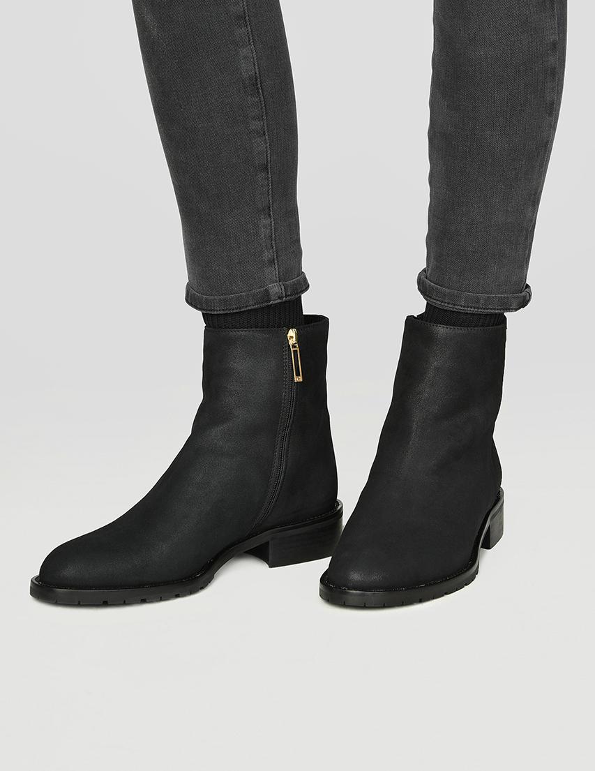 Женские ботинки Marino Fabiani N5216_black