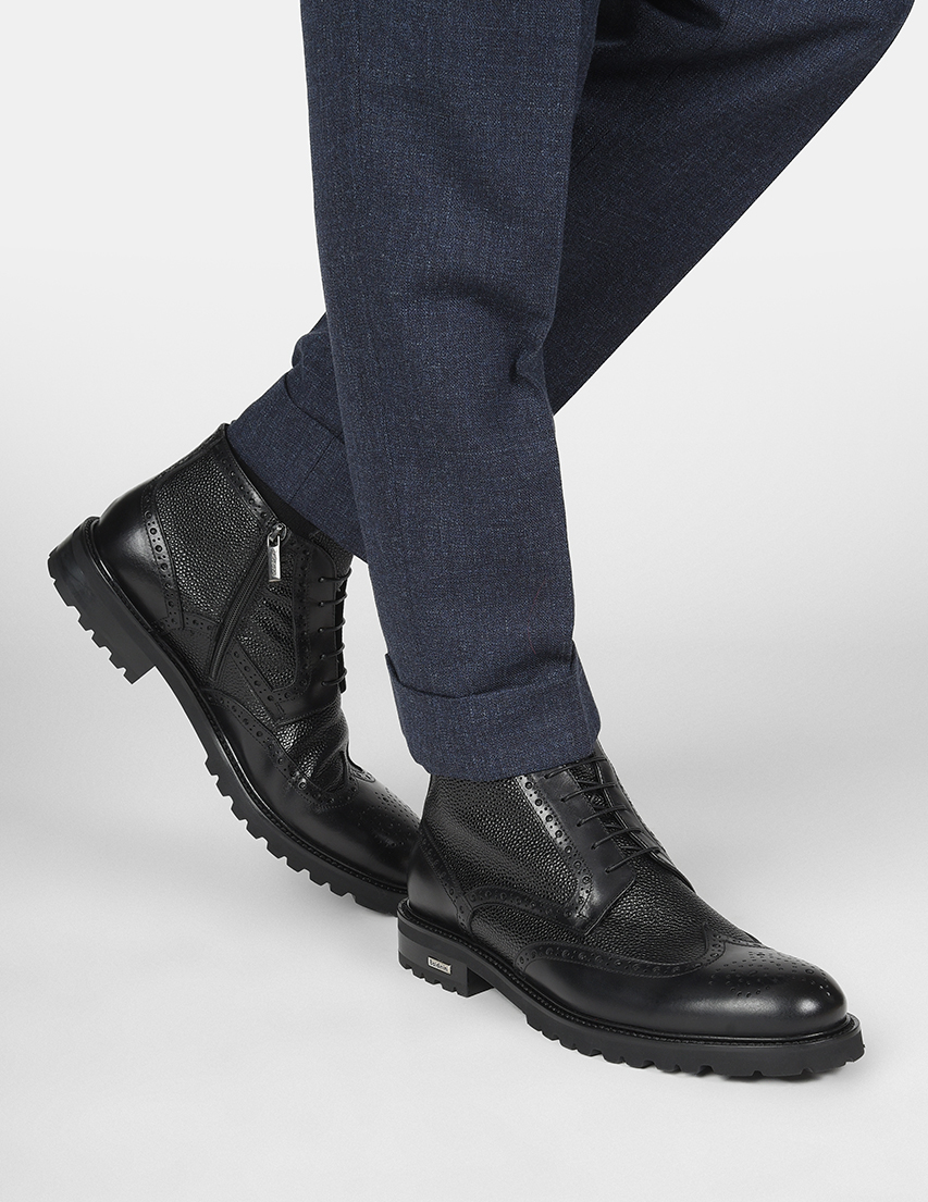 Ботинки BALDININI 946749ACMRI0000XXXXX