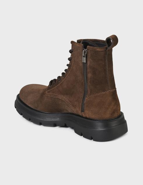мужские коричневые Ботинки Fabi FU0313A-805 - фото-2