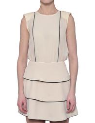 Женское платье ELISABETTA FRANCHI 642-3236-E54_beige