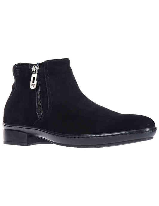 мужские черные Ботинки Florian 538_black - фото-2