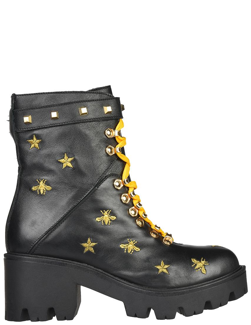 Женские ботинки LEstrosa 325_black