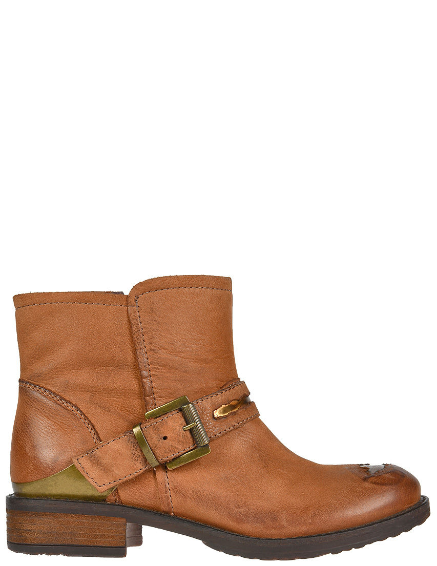Купить Ботинки, DONNA PIU, Бежевый, Осень-Зима