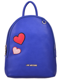 Женская сумка Love Moschino 4090-К-electric-girl_blue