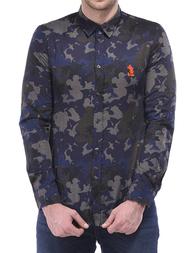 Мужская рубашка ICEBERG G02705930002