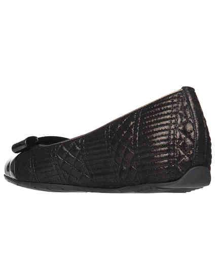черные женские Балетки Essere 80058-black 10100 грн