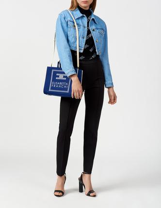 ELISABETTA FRANCHI джинсовая куртка