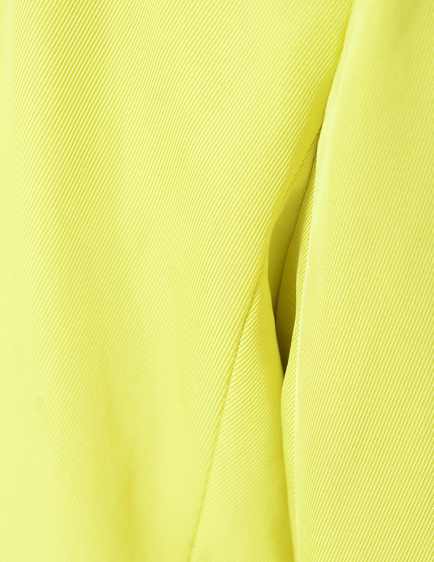Фото 5 - женский пиджак  зеленого цвета