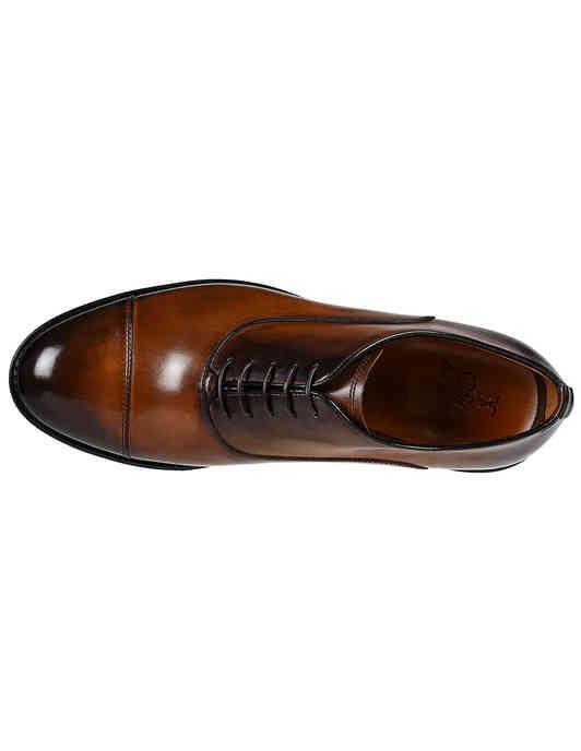 коричневые Оксфорды Fabi FU9144A-815 размер - 40; 42; 44