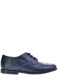 Детские туфли для девочек Naturino 4922_blue