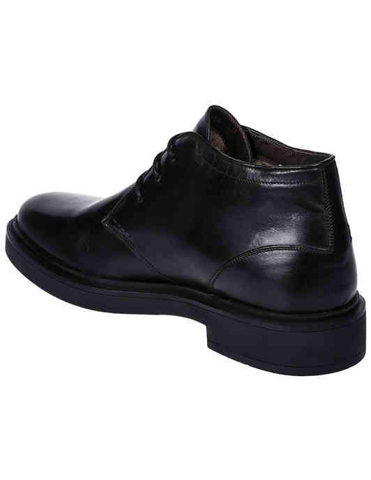черные мужские Ботинки Brecos 9171 3345 грн