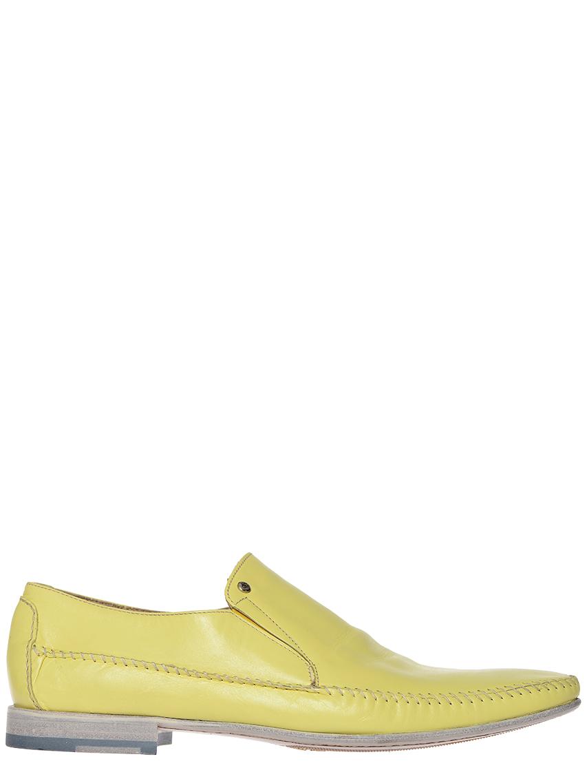 Купить Туфли, ALDO BRUE, Желтый, Весна-Лето