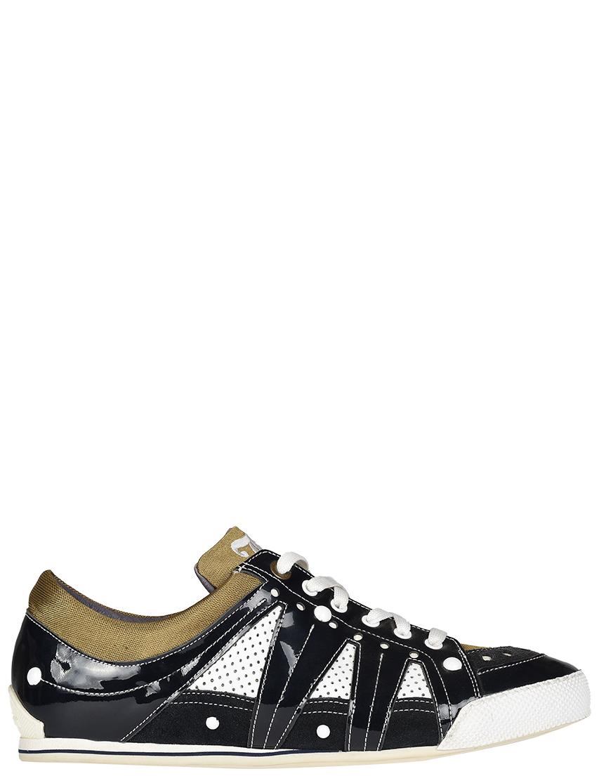 Мужские кроссовки John Galliano 1210_brown