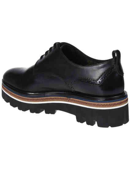 черные женские Туфли Fratelli Rossetti S75927_black 15125 грн