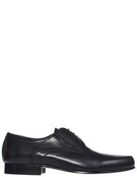 Мужские дерби Giovanni Conti 3421-01_black