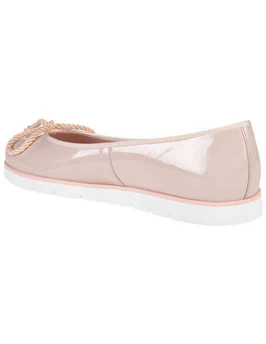 бежевые женские Балетки Pretty Ballerinas 45.029 9001 3938 грн