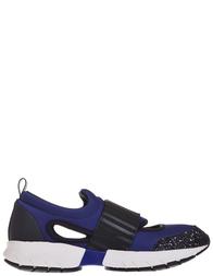 Женские кроссовки Armani Jeans 925181_blue